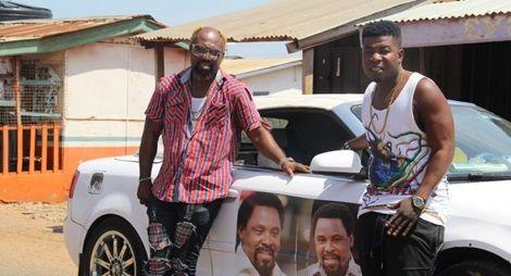 Ayitey Powers Turns Gospel Musician