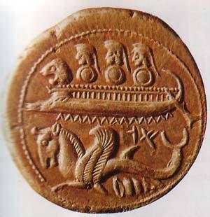 Moneda fenicia