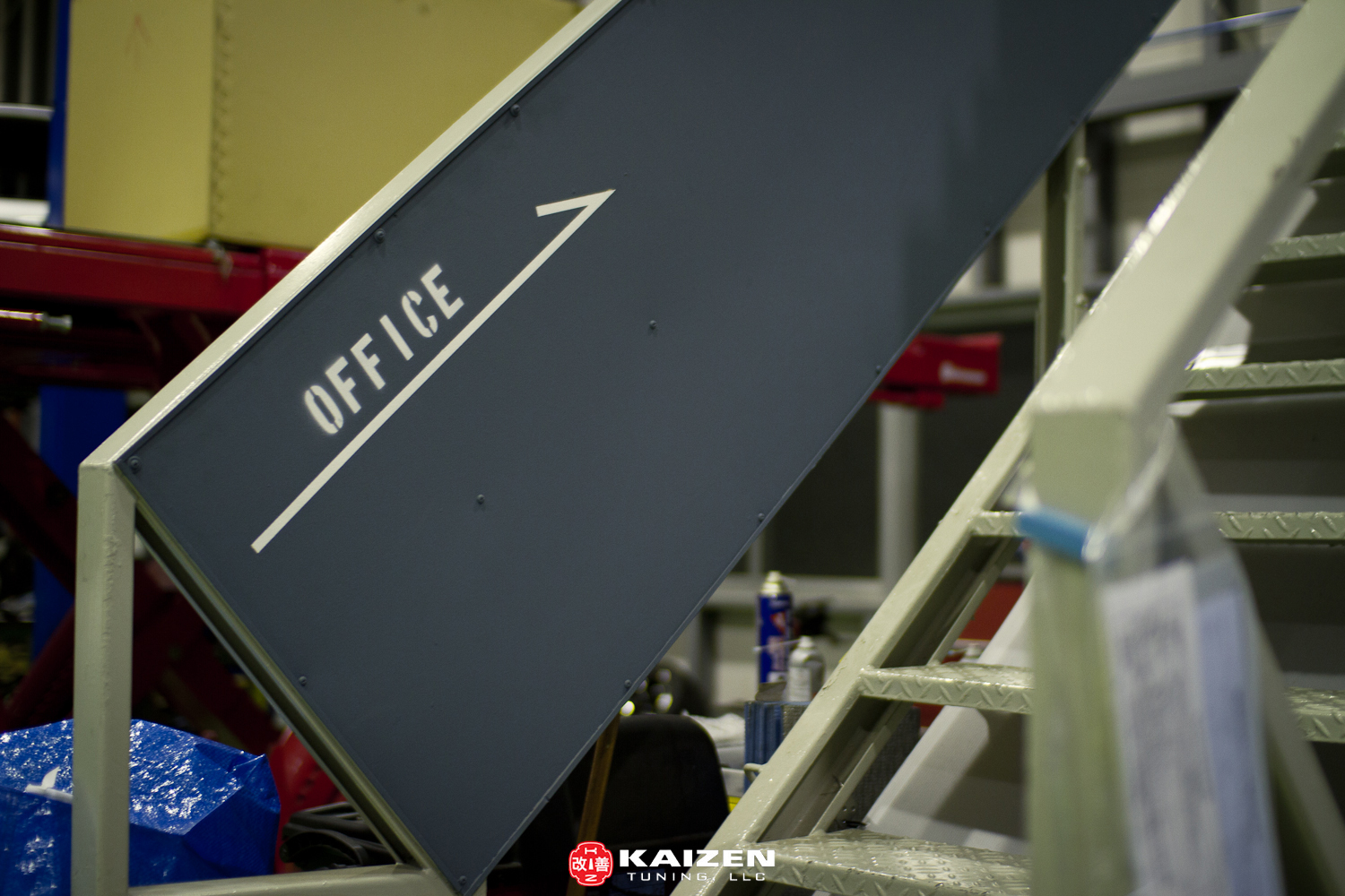 Kaizen Tuning Blog: A Visit to Garage G-Force