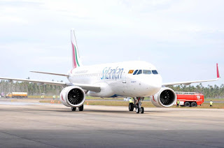 SriLankan Airlines welcomes the first A320neo to its fleet