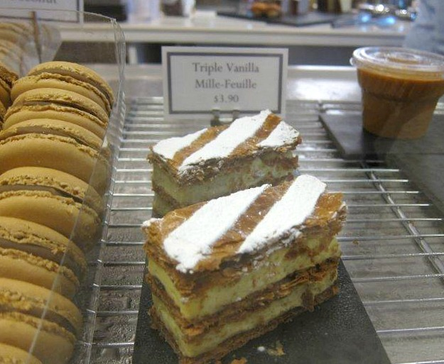 Mille-Feuille Patisserie