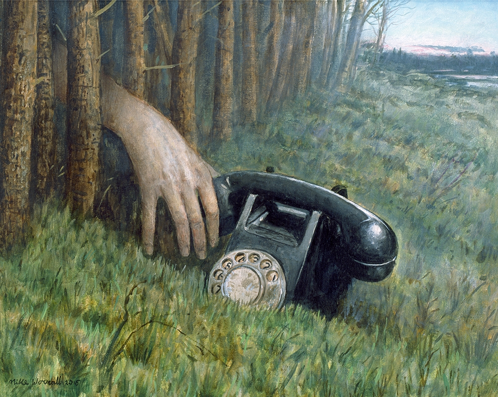 09-Call-of-the-Wild-Mike-Worrall-Surrealism-in-Paintings-not-Always-Explained-www-designstack-co