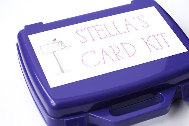 DIY Card Kit for Kids