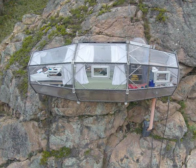 The Most Dangerous Hotel In The World Skylodge