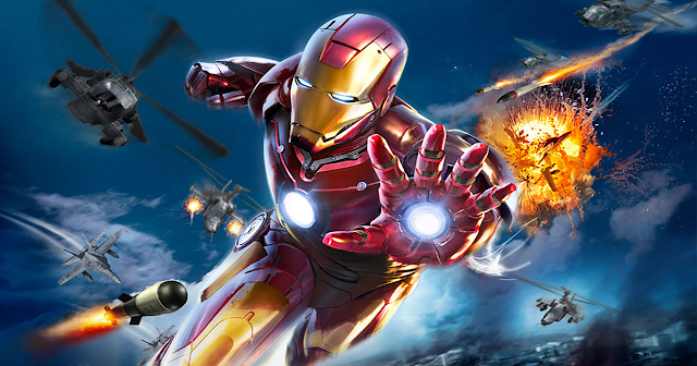 تحميل لعبة iron man 2 للكمبيوتر myegy