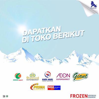 Frozen Air Mineral Segarkan Tubuh Timnas Sepakbola Indonesia dan Islandia