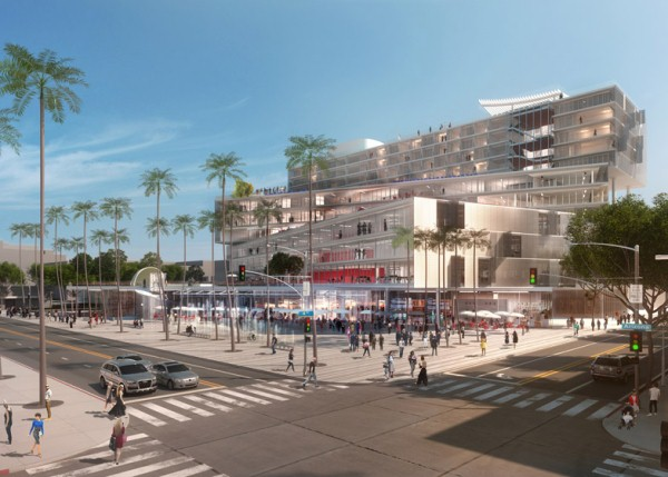 The Style Examiner: OMA wins competition to design Santa Monica