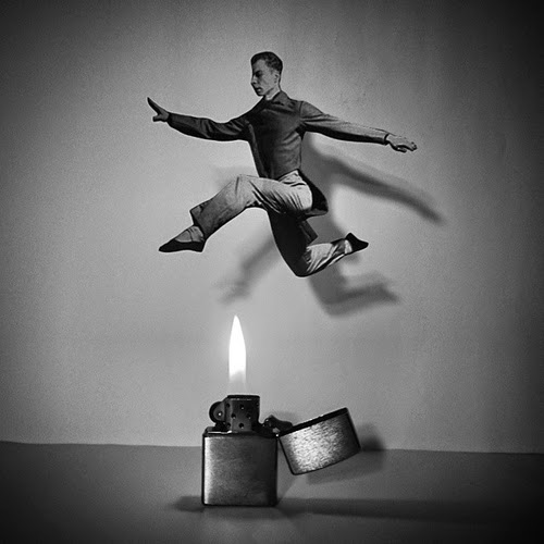 26-The Art-of-Zippo-Jumping-Yorch-Miranda-Vintage-Black-and-White-Photo-in-real Life-www-designstack-co