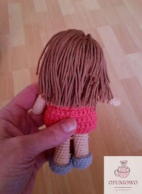 Crochet Doll - Ofuniowo Handmade