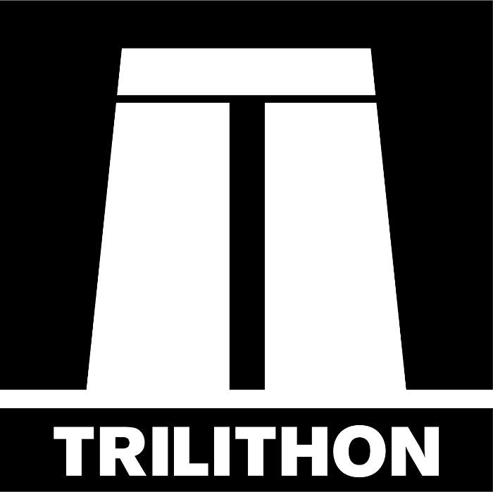 Trilithon records logo.