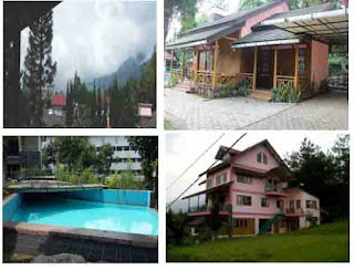 Villa kolam renang Sejuk Paling Nyaman Bersih Murah di lembang