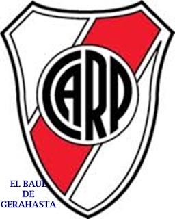 1908 - El Club Atlético River Plate sube por primera vez a la primera división de fútbol argentino.