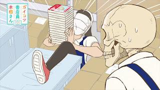 جميع حلقات انمي Gaikotsu Shotenin Honda-san مترجم عدة روابط