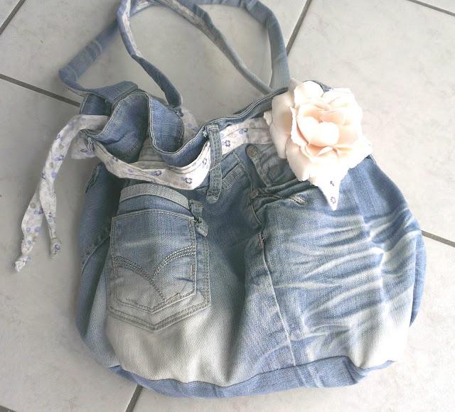 recup sac en jean