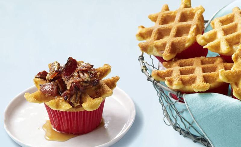Wafflecake Recipe
