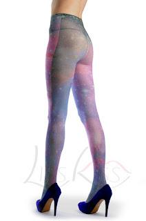 galaxy print nebula leggins