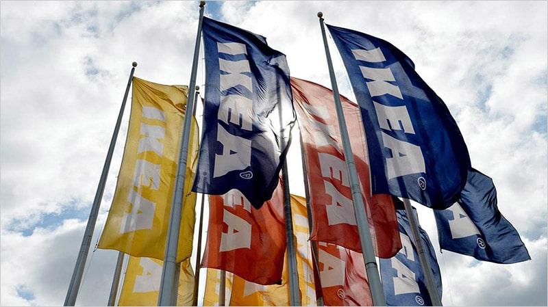 IKEA история бренда