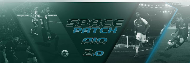Space Patch 2018 PES 2018