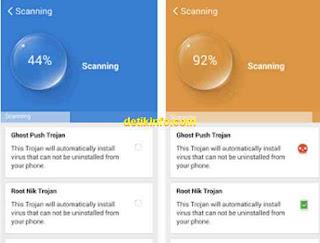 cara basmi virus iklan di android