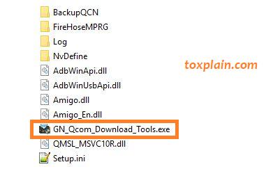 GN Qcomm Phone Download Tools