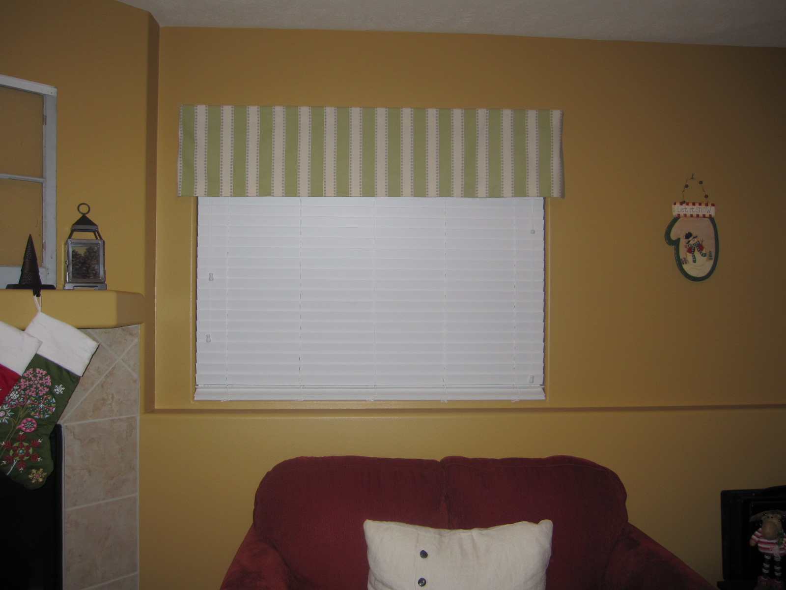 Enriched By Ethan Diy Project No Sew Window Valance