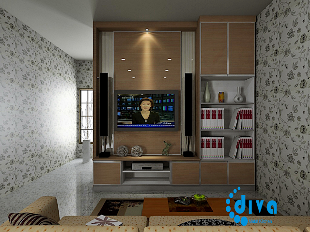 Rak TV  Rak TV minimalis  Desain Rak TV