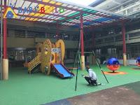 新北市中港國小附幼 無障礙共融性兒童遊戲器材規劃設計及安裝工程統包案