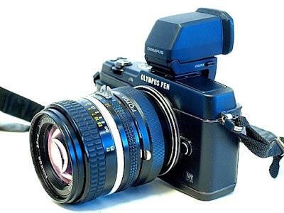 Olympus E-P5, Nikkor Ai-S 50mm 1:1.4