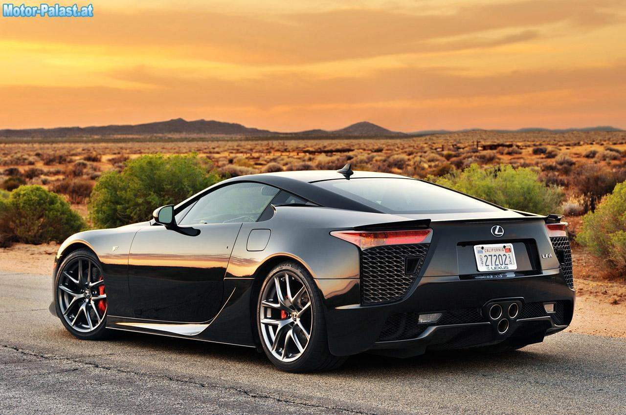 wallpapers lexus lfa - photo #29