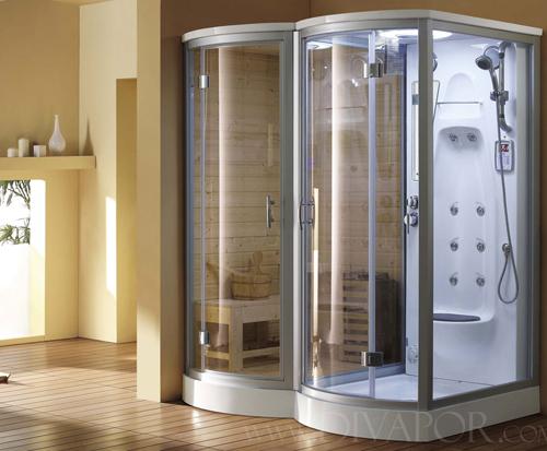 installation douche a vapeur. Black Bedroom Furniture Sets. Home Design Ideas