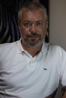 Pedro Garrido, autor de OCA (Ediciones Atlantis)