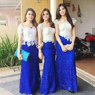 Model Dress Kebaya