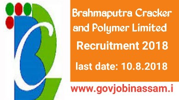 BCPL Dibrugarh Recruitment 2018,govjobinassam