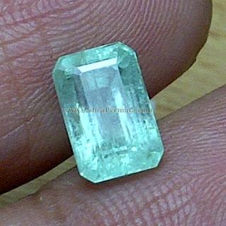 Batu Permata Emerald Zamrud Colombia - ZP 840