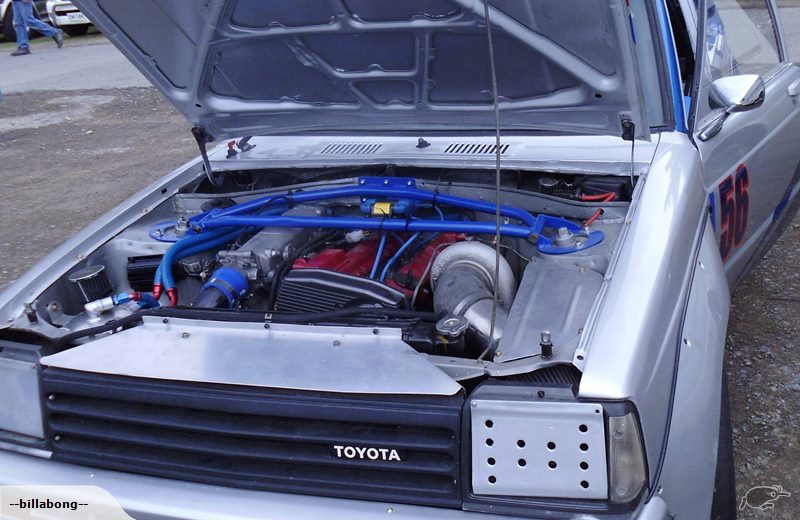 Home Built NZ: Trade Me Find: CA18DET swapped Toyota Starlet