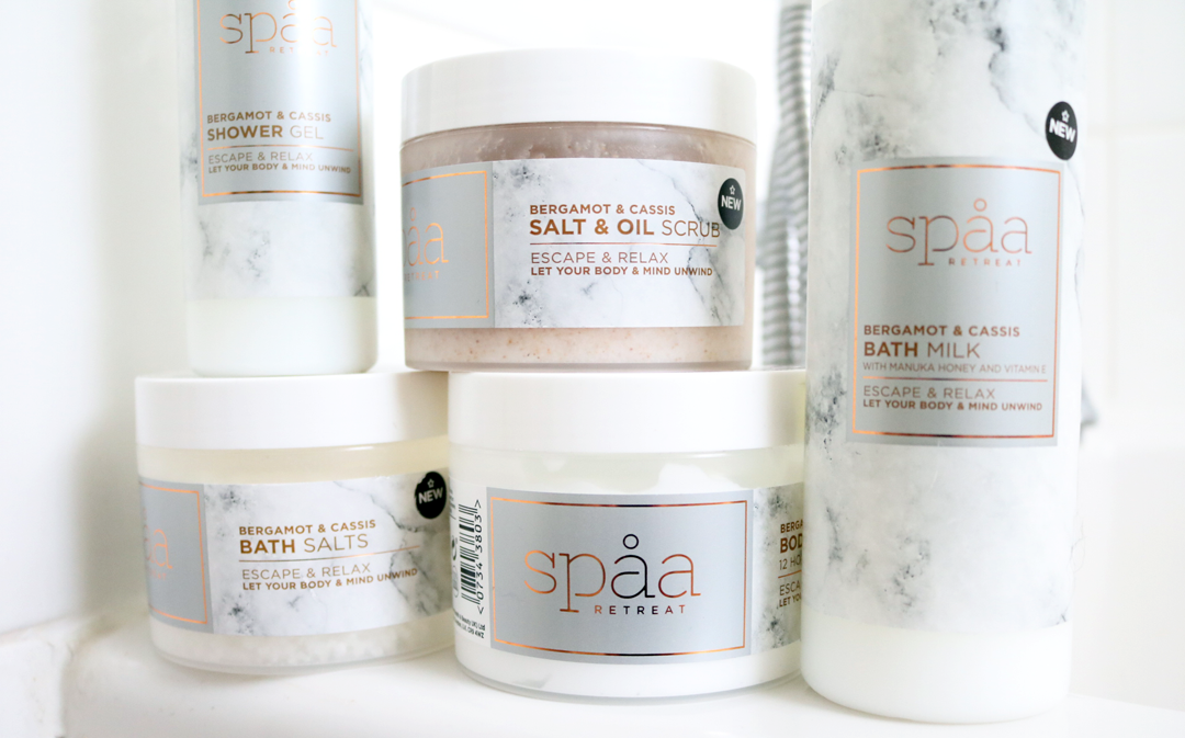 Superdrug Spaa Retreat range review