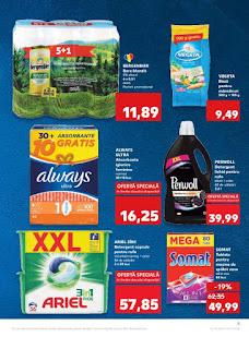 CATALOG KAUFLAND 30 ianuarie - 5 februarie 2019 preturi mici detergent lichid