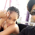 Update: Rosaline Muerer is not dating Davido's brother, B Red, her younger sister, Yvonne is the one dating the guy