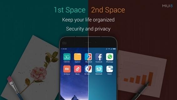 Apa itu dan Bagaimana Cara Menggunakan Second Space di MIUI 8