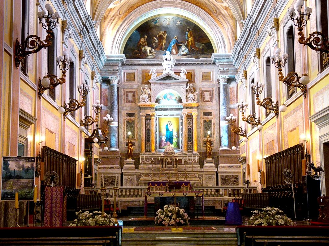 Pale Ideas - Tradição Católica!: Altares Católicos II - Brasil