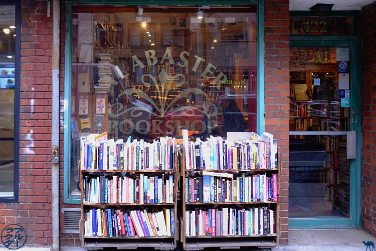 Sélection de librairies à New York - Le Chameau Bleu