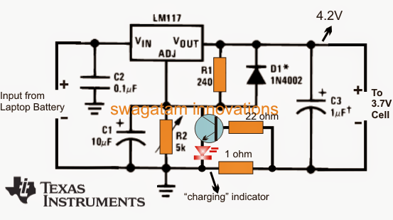 Cell Charger Circuit