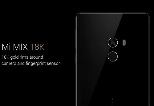 Kamera Xiaomi Mi Mix
