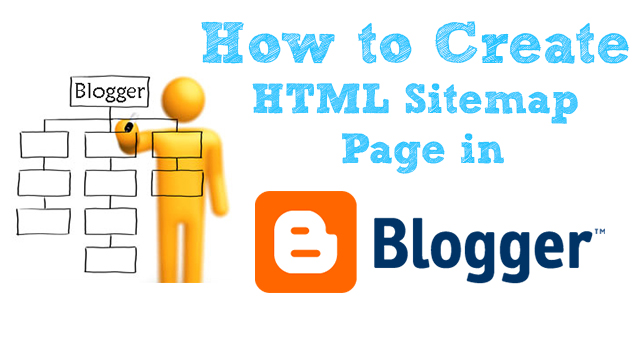 Sitemap Or Table Content For Blogger