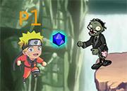 Naruto Vs Zombies 2 juego
