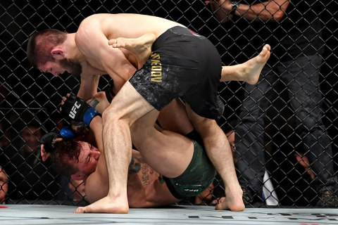 UFC 249, Khabib Nurmagomedov Conor McGregor