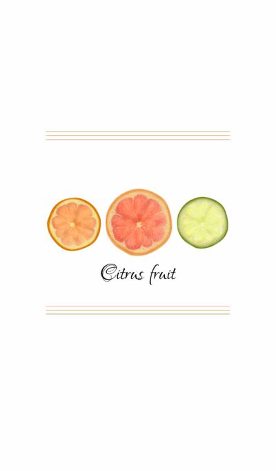 -Citrus fruit-