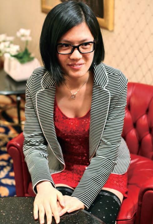 Hou Yifan - Número 1 del ranking femenino (en activo)