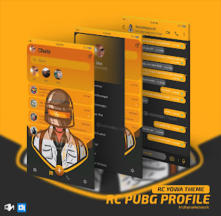 RC PUBG Profile