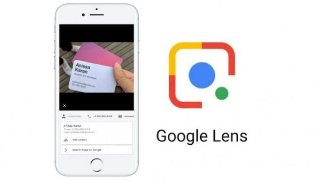 Google Lens được tích hợp vào công cụ tìm kiếm Google Search trên iOS